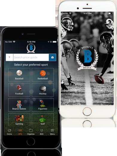 Beckett App Image