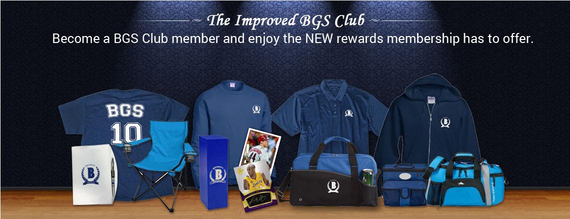 BGS Club Banner