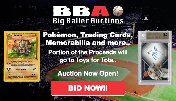 Big Baller Auction