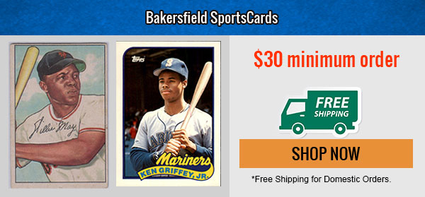 Bakerfields Sports Cards