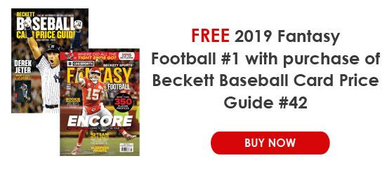 Beckett Price Guides