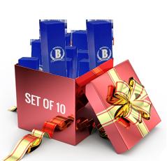 Graded Card Storage Box - 10