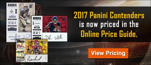 2017 Panini Contenders