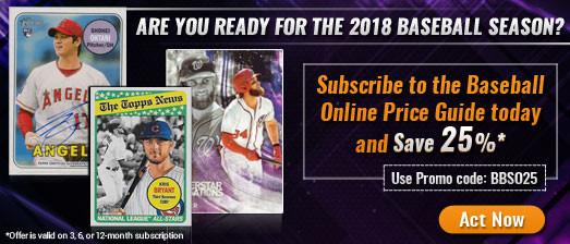 Baseball OPG Special