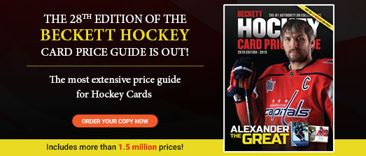 Beckett Hockey Card Price Guide #28