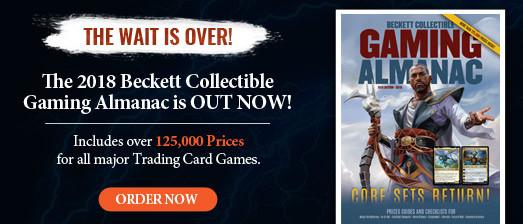 Gaming Almanac #9