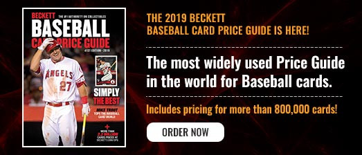 Beckett Baseball Card Price Guide #41