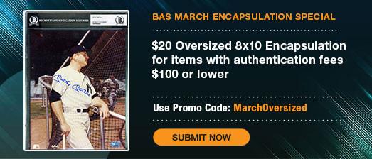 BAS March Special
