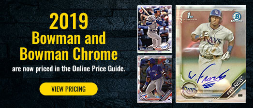 2019 Bowman and 2019 Bowman Chrome