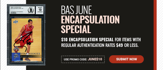 BAS June Encapsulation Special