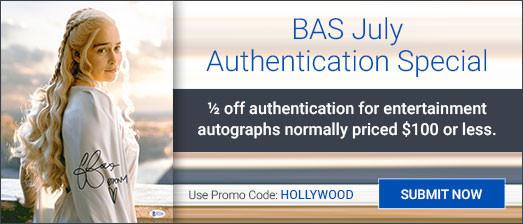 BAS July Offer