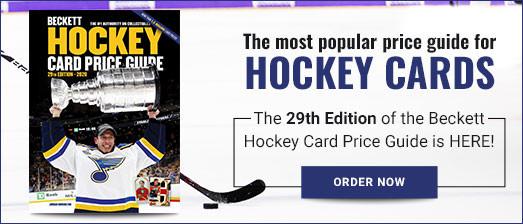 Beckett Hockey Card Price Guide #29