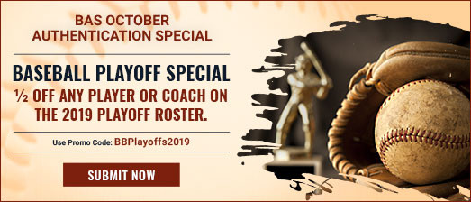 BAS October Baseball Playoff Special