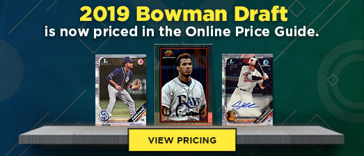 2019 Bowman Draft
