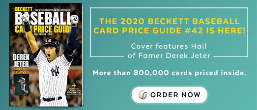 Beckett Baseball Card Price Guide #42