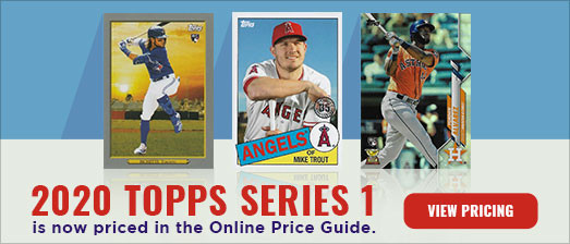 2019 Topps Series 1