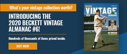 Beckett Vintage Almanac #6