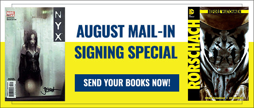 CBCS August Mail-in Signing Special