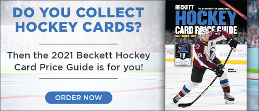 Beckett Hockey Card Price Guide #30