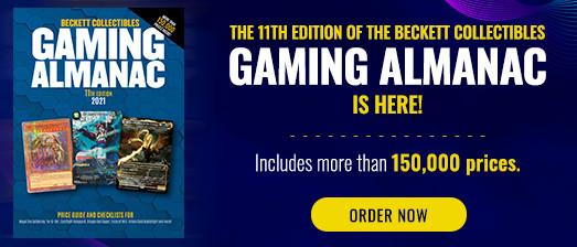 Beckett Collectibles Gaming Almanac #11