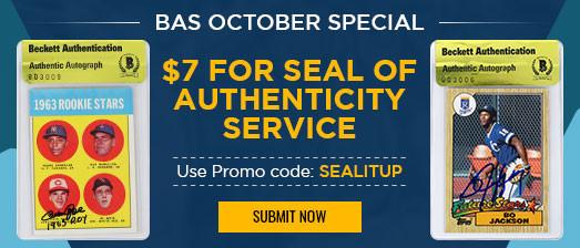 BAS October Special
