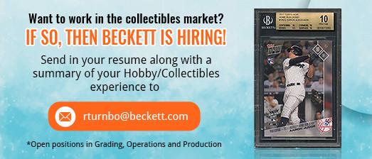 Beckett is hiring!
