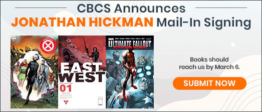 CBCS private signing Jonathan Hickman