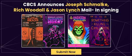 CBS announces Joseph Schmalke, Rich woodwall & Jason Lynch Mail in Signing