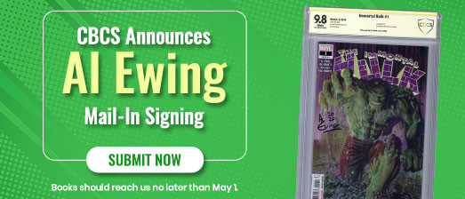 CBCS announces Al- Ewing mail in Signing
